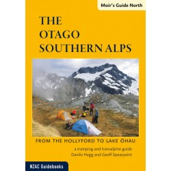 The Otago Southern Alps (Moir's Guide North)