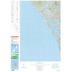 Topo250-04 Dargaville Map