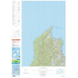Topo250-12 Takaka Map