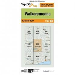 Topo50 BG40 Waikaremoana