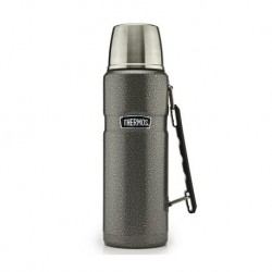 Thermos Flask Stainless Steel Hammertone 2 Litres