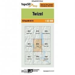 Topo50 BZ15 Twizel