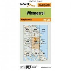 Topo50 AX30 Whangarei