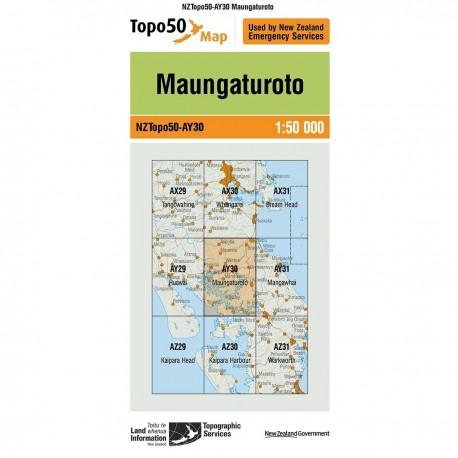 Topo50 AY30 Maungaturoto