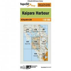 Topo50 AZ30 Kaipara Harbour