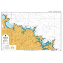 NZ 512 Hydrographic Nautical Chart- Cape Karikari to Cape Brett