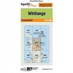 Topo50 BA35 Whitianga