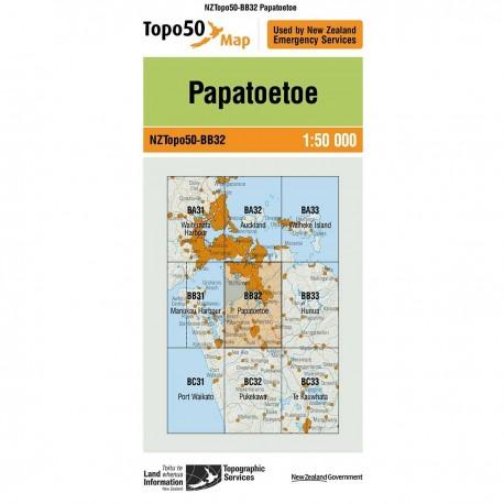 Topo50 BB32 Papatoetoe