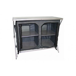 Outdoor Connection Quick-fold Double Pantry