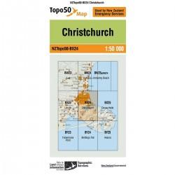Topo50 BX24 Christchurch
