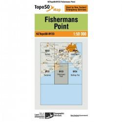 Topo50 BY24 Birdlings Flat