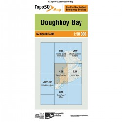 Topo50 CJ08 Doughboy Bay