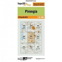 Topo50 BE33 Pirongia