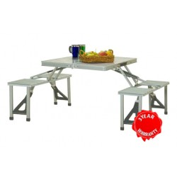 Aluminium Leisure Table