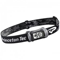 PRINCETON TEC Remix Black w/ White LEDs