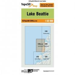 Topo50 CD04 Lake Beattie