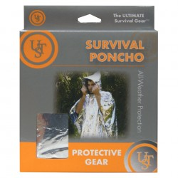 Ultimate Survival Technologies Survival Reflect Poncho