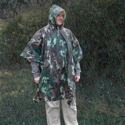 Ultimate Survival Technologies All Weather Adult Poncho