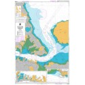 NZ 5322 Hydrographic Nautical Chart- Auckland Harbour East