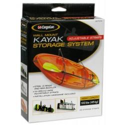 CargoLoc Wall Mount Kayak Storage System