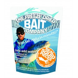 The Freeze Dried Bait Company Whole Baby Squid 300g