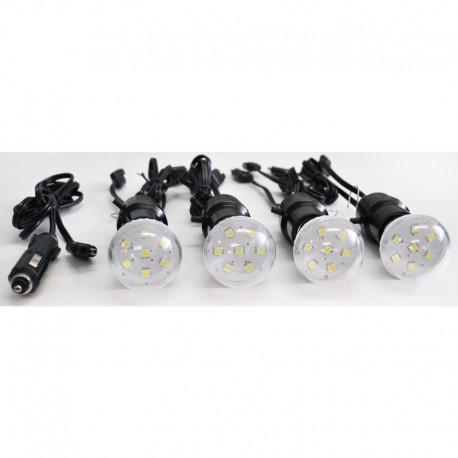 Outdoor Connection Firefly LED Bulb Chain