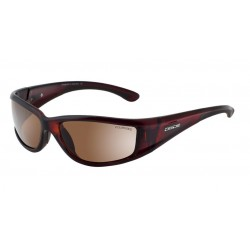 Dirty Dog Banger, Dark Brown Frames with Brown Polarised Lens