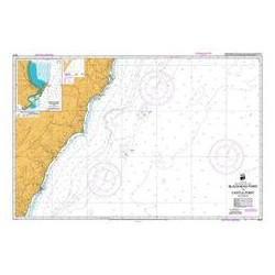 NZ 57 Hydrographic Nautical Chart- Blackhead Point to Castle Point