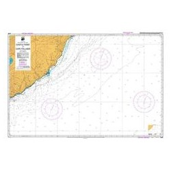 NZ 58 Hydrographic Nautical Chart- Castle Point to Cape Palliser