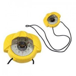 Iris 50 handbearing yellow compass