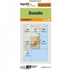 Topo50 CE17 Dunedin