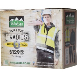Ridgeline Top to Toe Tradies Pack