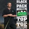 Ridgeline Top to Toe 5 Piece Black Pack