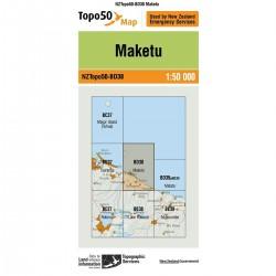 Topo50 BD38 Maketu