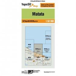 Topo50 BD39 Matata