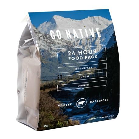 Go Native NZ Beef Casserole Food Pack
