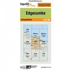 Topo50 BE39 Edgecumbe