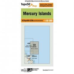 Topo50 AZ36 Mercury Islands