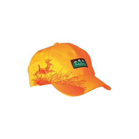 Ridgeline Deer Cap Blaze Orange