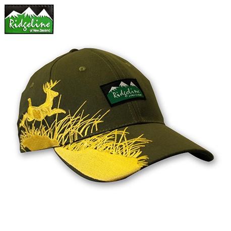 Ridgeline Deer Cap Olive
