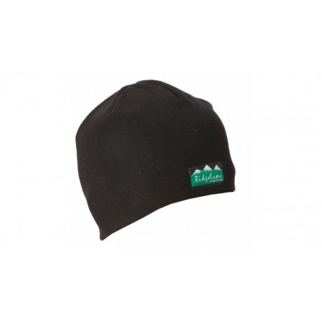 Ridgeline Micro Fleece Beanie Black