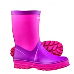Skellerup Childrens Pink Gumboots