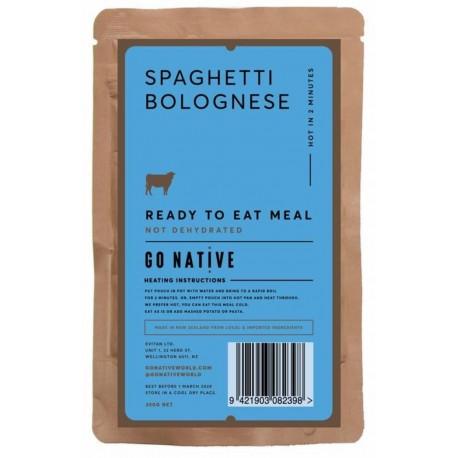 Go Native Spaghetti Bolognese
