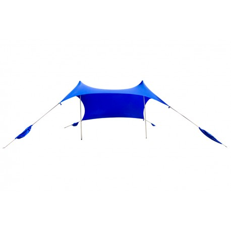 Outdoor Connection Fiesta Sun Shelter Large - Blue