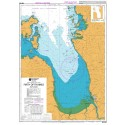 NZ 533 Hydrographic Nautical Chart - Firth of Thames