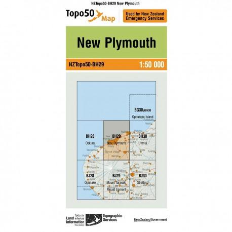 Topo50 BH29 New Plymouth