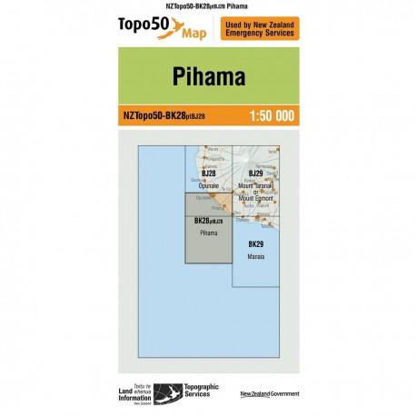 Topo50 BK28 Pihama