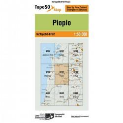 Topo50 BF32 Piopio