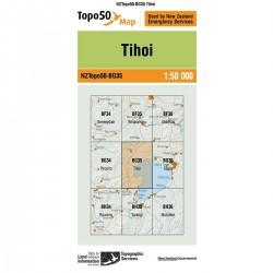 Topo50 BG35 Tihoi