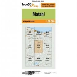 Topo50 BF40 Matahi